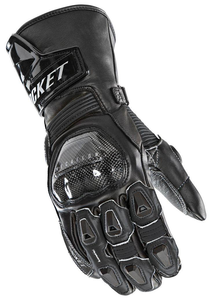 GPX — Armored cowhide, vented, FullFlex® articulation.