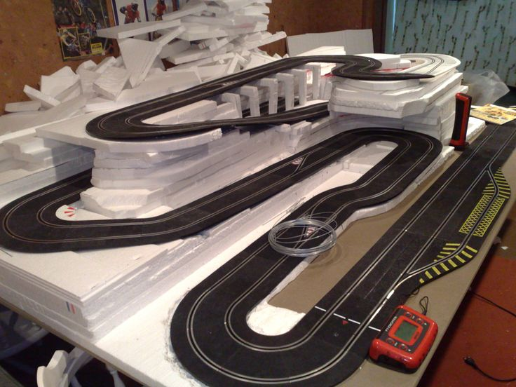 36 Best Images About Scalextric Man Cave On Pinterest