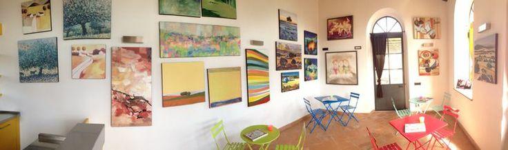 Café des Artistes #borgodeicontiresort