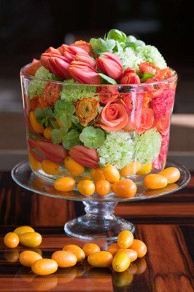 Descubre el arte de la decoración floral de la mano de Donna Stain