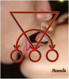 Сексуальная привязка. Автор Легенда