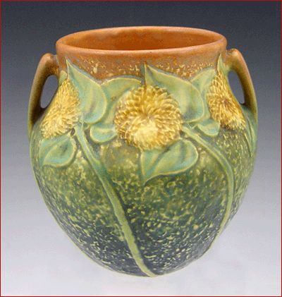 Roseville Pottery - classic and collectible American art pottery