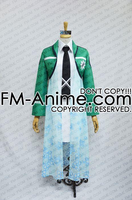The Irregular at Magic High School Miyuki Shiba First High School Female Uniform Cosplay Costume - The Irregular at Magic High School - Costumes - Cosplay