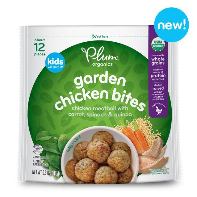 Check+out+Plum+Organics+Garden+Chicken+Bites #PlumOrganics #GotItFree