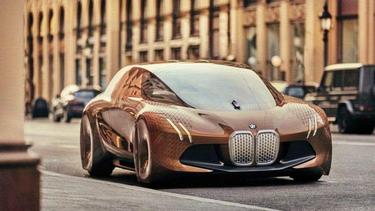 BMW says its forthcoming fully electic SUV can go 435 miles on a single charge.