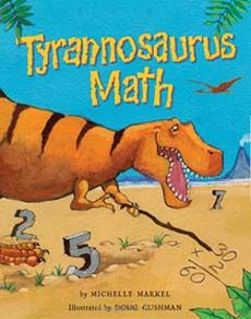 cute picture book about math (addition, subtraction, shapes...)