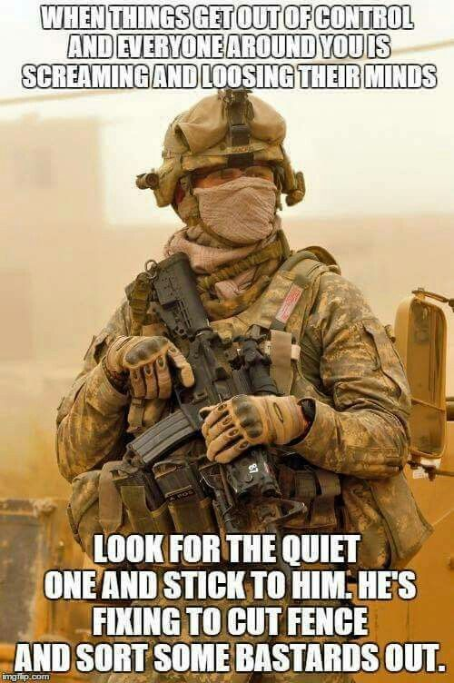 Indeed !!! This goes for anyone in bad situations. God Bless American soldiers!