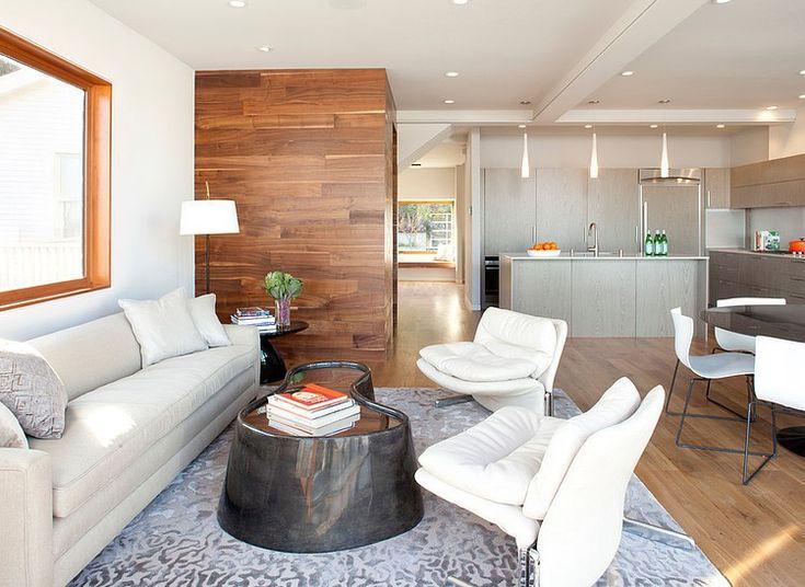 Grad Moderne Wohnzimmer Designs Zeitgemsses Wohnen Zimmer Ideen Wohnrume Holzwnde Holz Akzent Wnde Haus Innenrume Malen