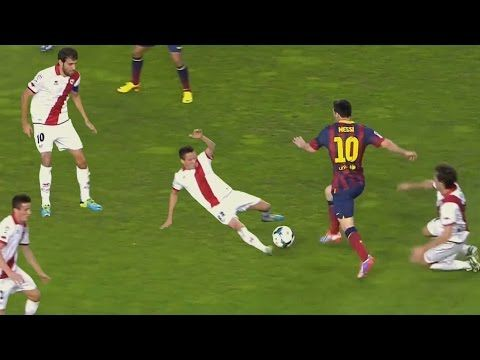 Lionel Messi ● Most Legendary Solo Runs In Football History ● Magical Skills - YouTube