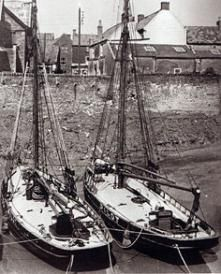 """""""Ship shape and Bristol fashion"""" - Clear decks of the Bristol Channel Pilot Cutters"""