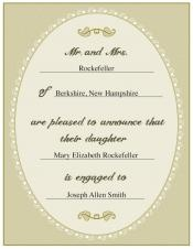 free printable engagement announcement cards