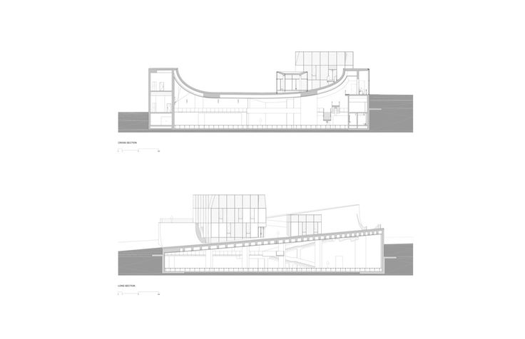 Gallery - Museum of Ocean and Surf / Steven Holl Architects + Solange Fabiao - 26
