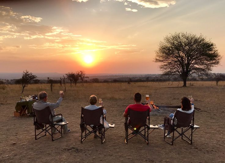 Recent travellers Alyson and Dave have just returned home from an unbelievable East African Safari