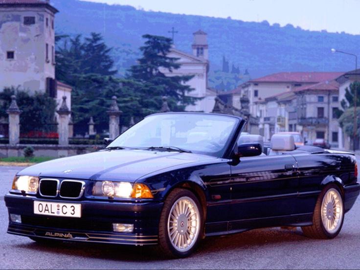 BMW bmwアルピナ b3カブリオ ビターボ : pinterest.com