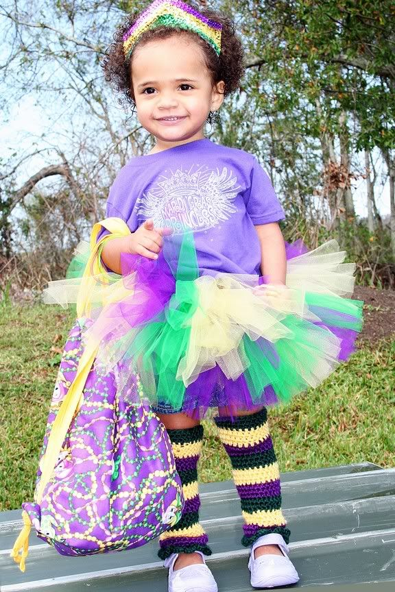 treasures for tots: Cut Tulle for a Tutu QUICK and EASY!