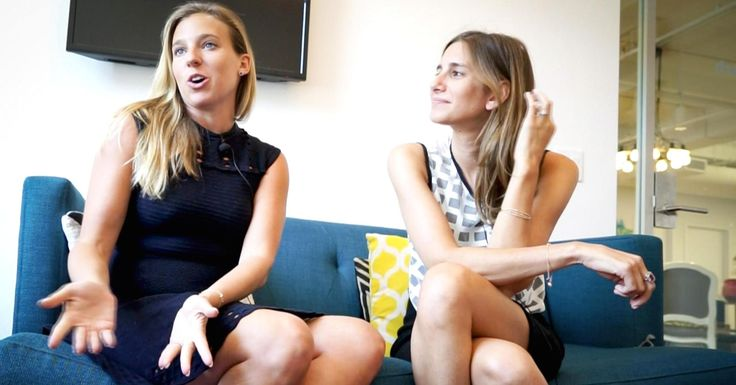 Legacy of the lemonade stand: The Skimm's founders talk creativity, work ethic and sexism