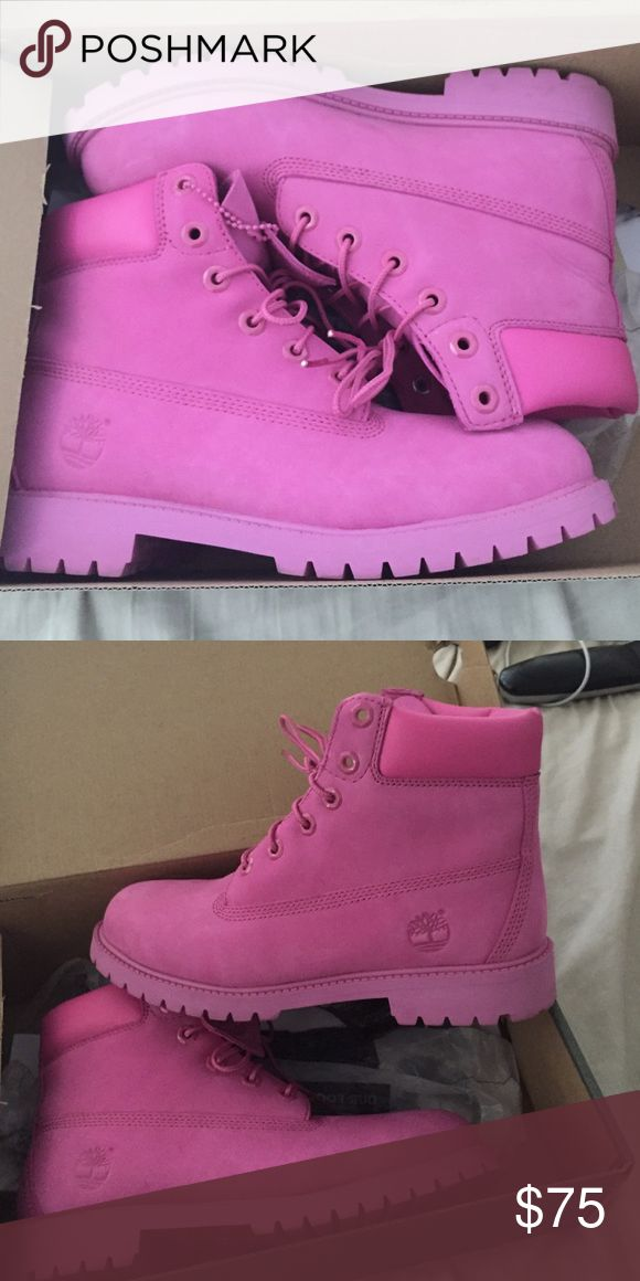 Timberland boots Pink timberlands Timberland Shoes Ankle Boots & Booties