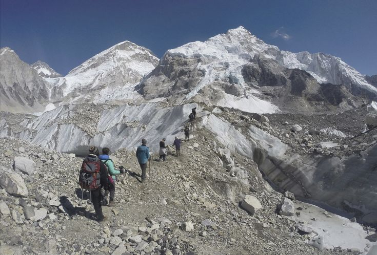 Two Dead And Others Missing As Frostbite, Sickness Strikes Dozens On Mount Everest