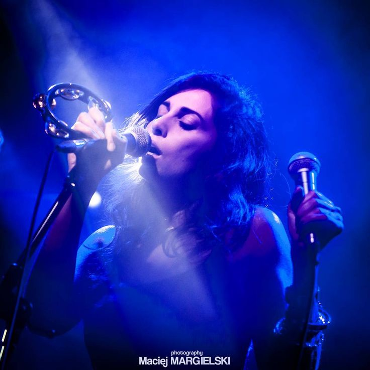 Yasmine Hamdan, fot. Maciej Margielski