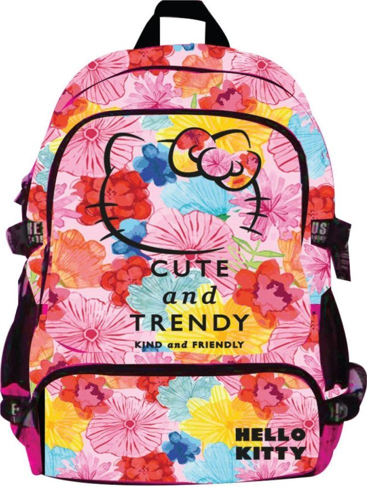 Flipkart.com | Hello Kitty Waterproof Backpack - Backpack