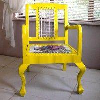 Classic Riempie chair - www.utique.co.za