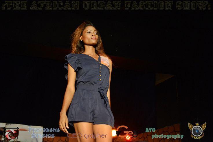 African Urban Fashion Show #MaindragDemeanor
