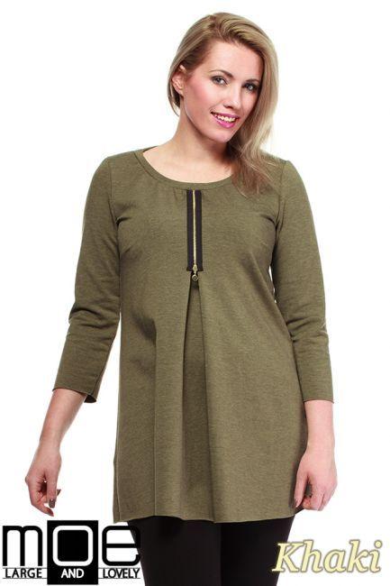 Elegancka tunika damska marki MOE.  #cudmoda #moda #styl #ubrania #odzież #clothes
