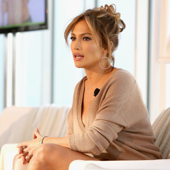 """Jennifer Lopez kicked off the New Year promoting her latest project BodyLab, the new wellness brand—designed for women by women—that makes unique protein blends. """"BodyLab for me is the latest"""