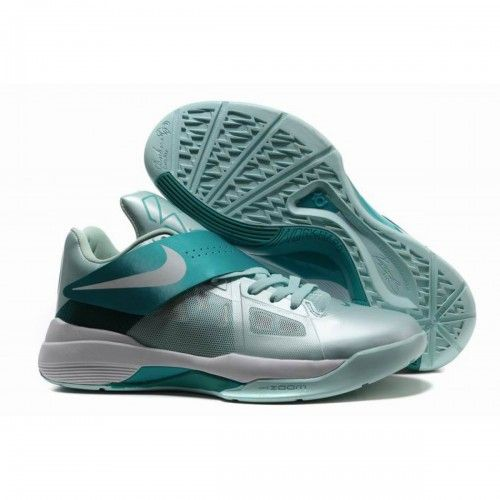 Cheap online sales Nike Zoom Kevin Durant 4 IV Easter Mint Candy White-New  Green