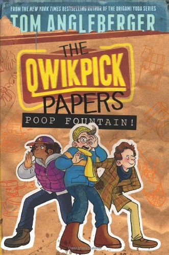 Poop Fountain!: The Qwikpick Papers by Tom Angleberger http://www.amazon.com/dp/1419704257/ref=cm_sw_r_pi_dp_z3eevb0N3XECE