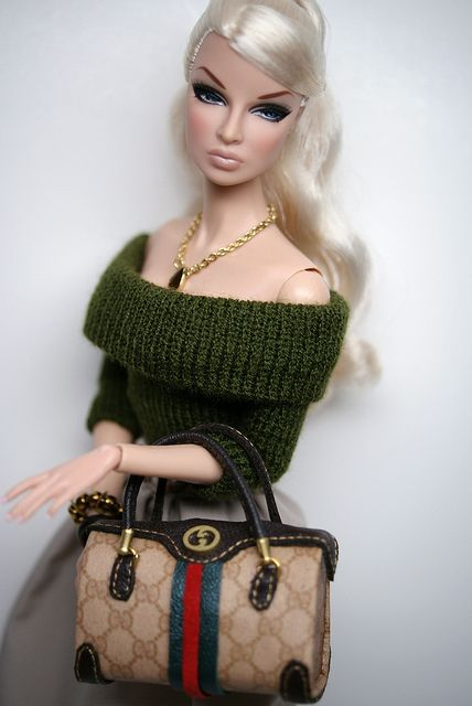 Barbie doll Gucci bag | The House of Beccari#