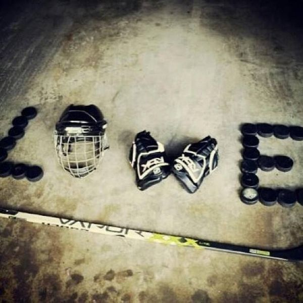 Картинки про хоккей на аватарку