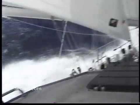 Vidéo - 28 noeuds sur un ketch de voyage de 78 pieds