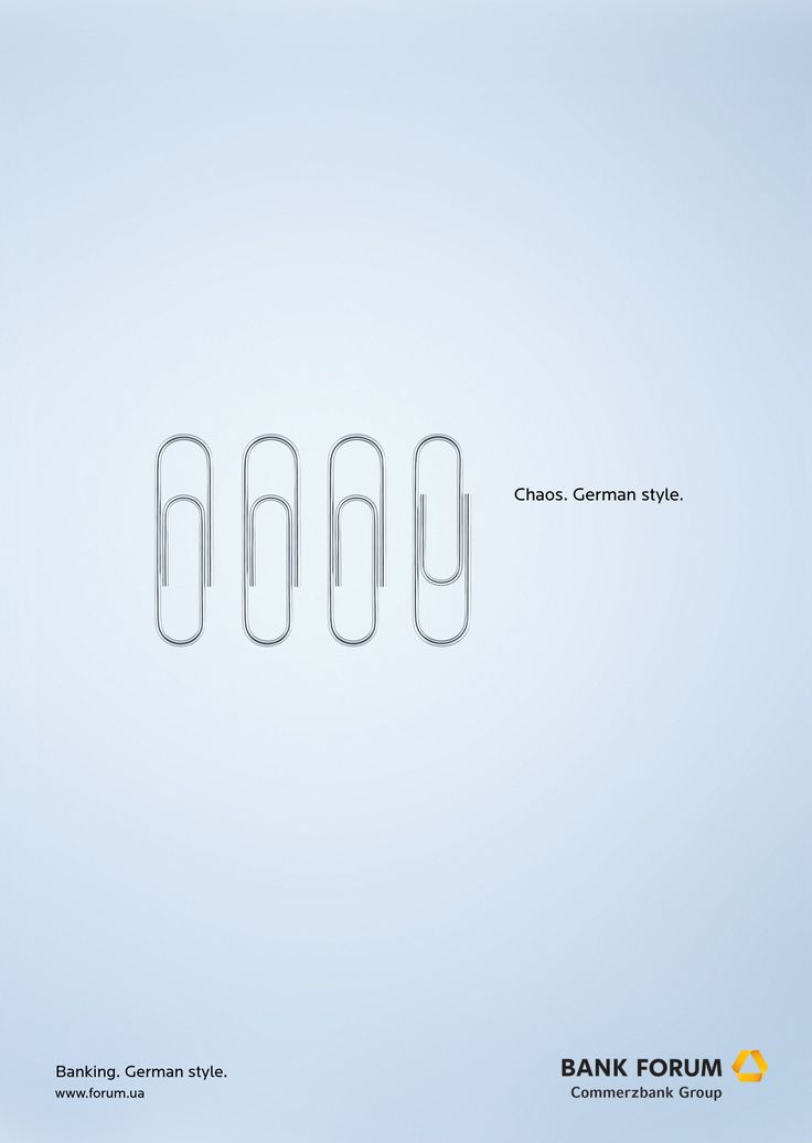 """Chaos. German style. Banking. German style.""