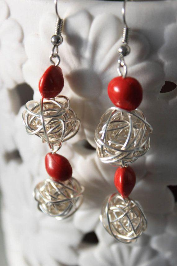 Elven Fire- earrings