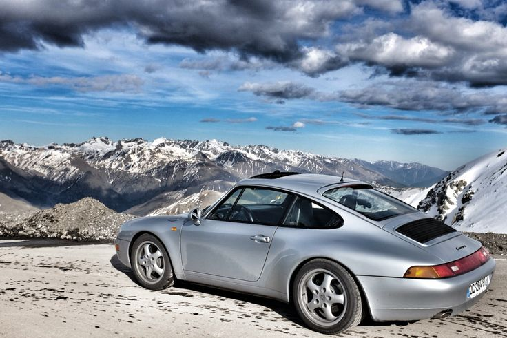 Porsche 993 carrera What else ;-)