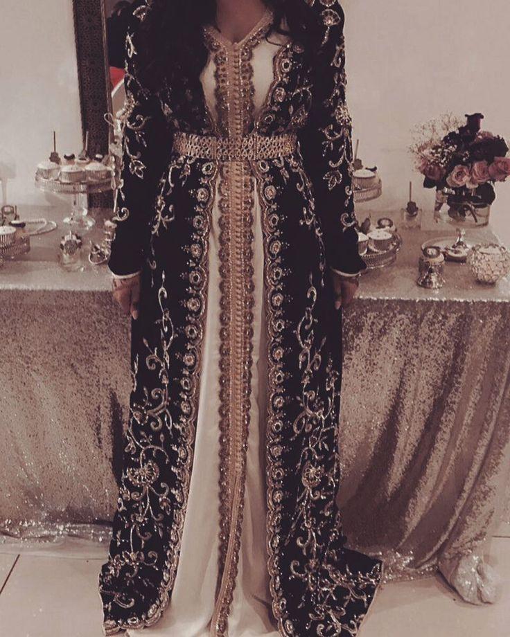 Moroccan Princesses   Nuriyah O. Martinez   972 vind-ik-leuks, 11 reacties - WHEN HIJAB IS LUXURY (@luxyhijab) op Instagram: '✨ gorgeous #caftans by @jadoredesign_verhuur ✨'