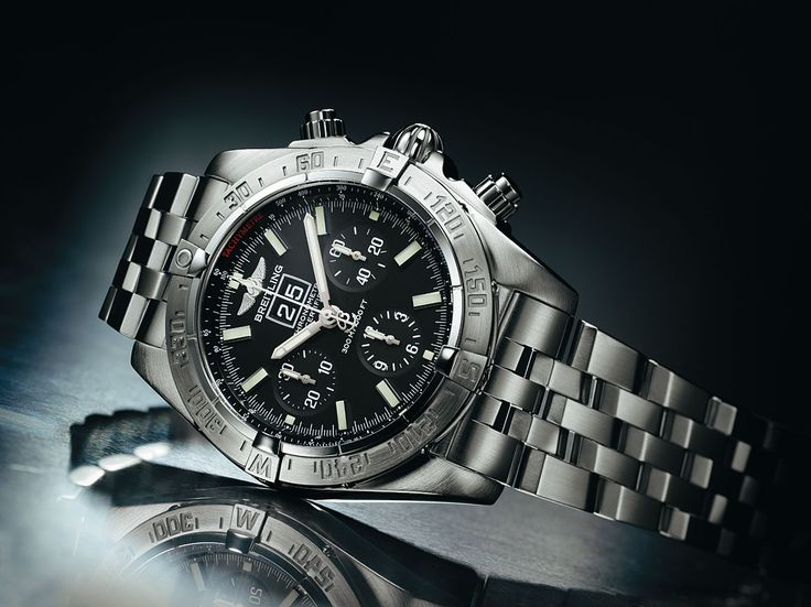 even though it's a mans watch.. i want! Breitling Blackbird