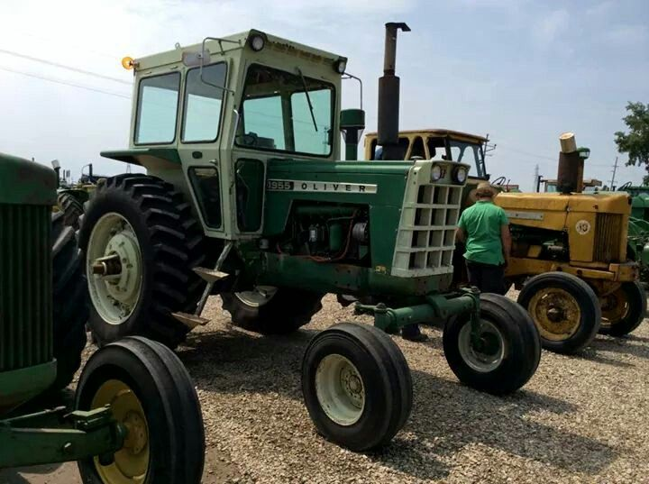 Oliver Tractor Parts Used : Best ideas about oliver on pinterest salvage