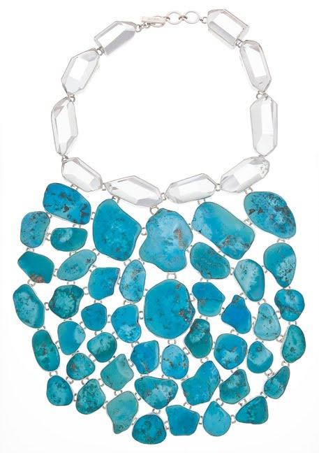 Charles Albert Beauty Turguoise Necklace. http://www ...