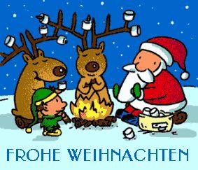 Weihnachten Bilder - Jappy GB Pics - Heiligabendt - frohe_weihnachten_15.gif