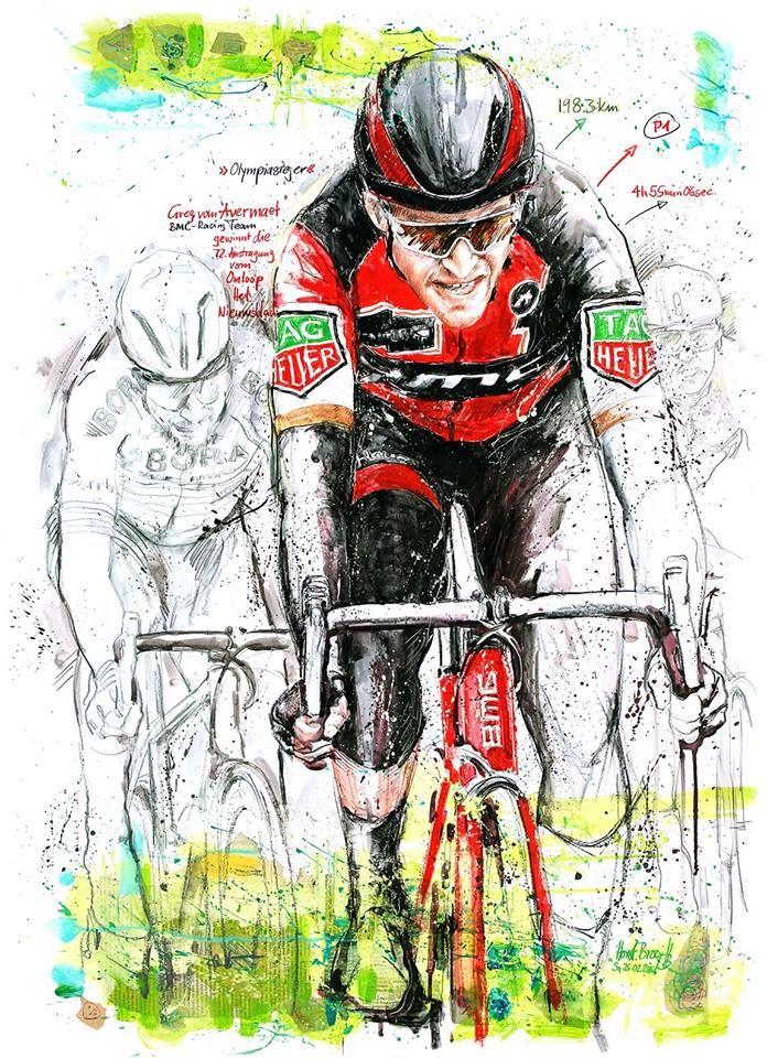 Greg van Avermaet wins Omloop Het Nieuwsblad 2017 by Horst