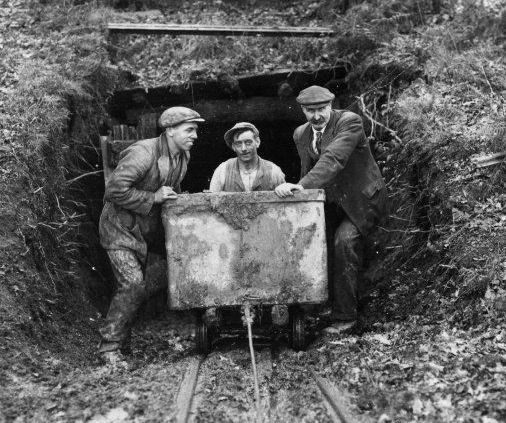 a history of the coal industry Our history our approach coal production and employment trends mining industry than the state received in tax revenue generated by the coal industry.