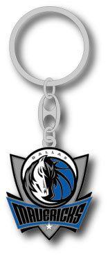 Dallas Mavericks Logo Key Tag