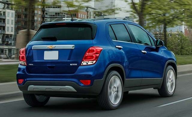 2018 Chevrolet Trax Prices Reviews And Pictures More At Westside