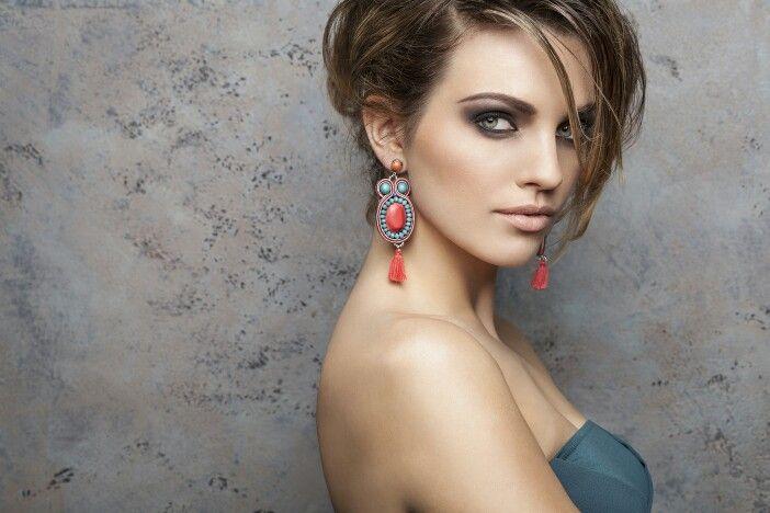 Earrings handmade-orecchini collezione Incantesimo