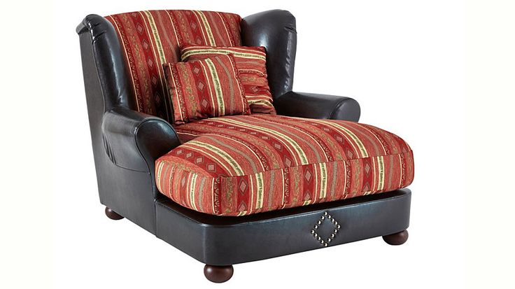 Home affaire Ohrensessel xxl chair »Norra«  colonial Kolonialstil   cnouch Online Shop