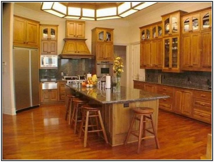 Small Kitchen Islands With Stools
