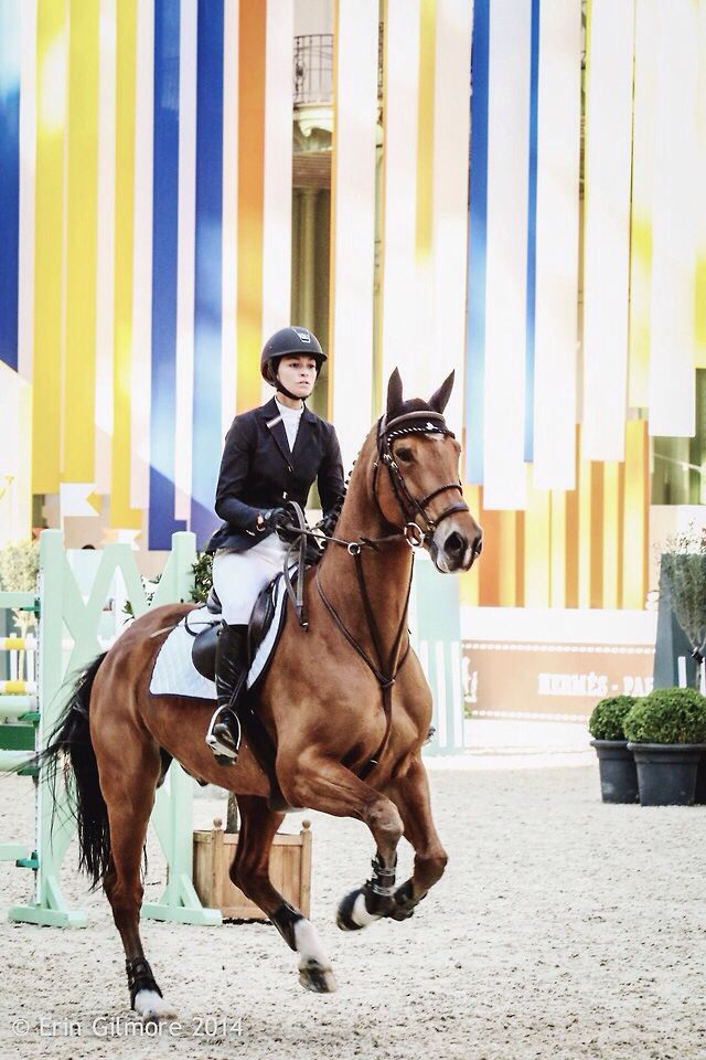 Reed Kessler MY IDOL MY GIRL MY INSPIRATION Horse, Equestrian, Horse Show, Ogilvy, Style, Show Jumping, Half Pad, Saddle Pad