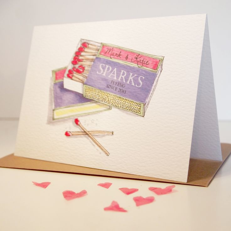 Personalised+'Perfect+Match'+Card+(copy), £3.95